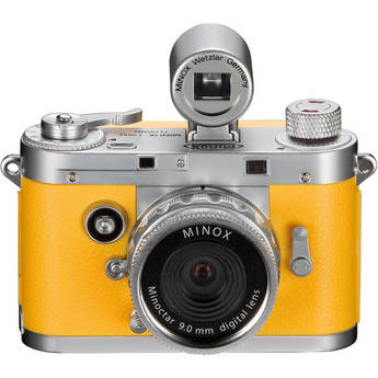 Minox DCC 5.1 Digital Camera (Orange)