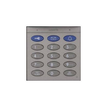 MOBOTIX Keypad With RFID Technology For T26 (Dark Gray)