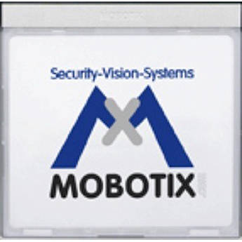 MOBOTIX MX-INFO1-EXT-SV Info Module (Silver-Colored)