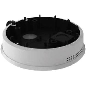 MOBOTIX On-Wall Mounting Kit with 2-Way Audio for v26 Camera (White)