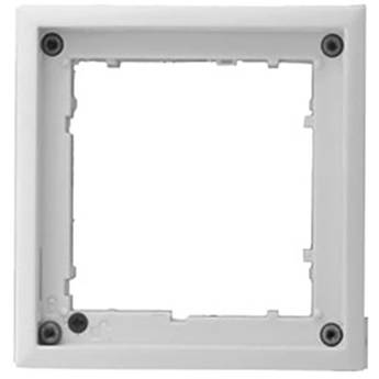 MOBOTIX FlatMount Frame for Door Station Modules (White)