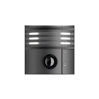MOBOTIX T26B Mx-T26B-6D016-D 6MP Outdoor Network Door Station Camera with Day Sensor (Dark Gray)