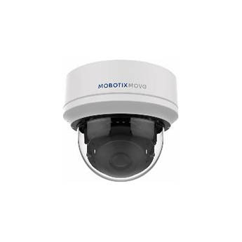 MOBOTIX MOVE VD-4-IR-D 4MP Outdoor Network Dome Camera with 9-22mm Lens