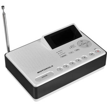 Motorola MWR839 Weather Alert Radio