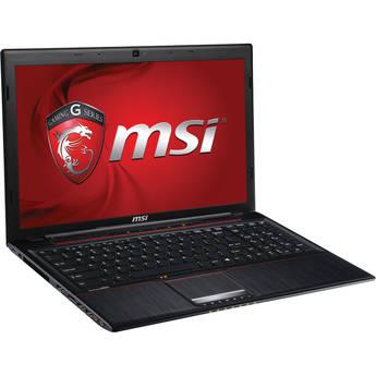 "MSI GP60 LEOPARD-009 15.6"" Notebook Computer (Black)"