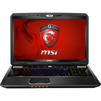 "MSI GT70 2OC-017US 17.3"" Gaming Notebook Computer (Black)"