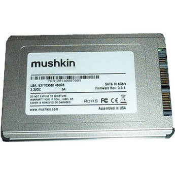 Mushkin Chronos GO Deluxe 120GB Solid State Drive