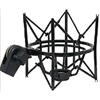 MXL MXL-60 High-Isolation Microphone Shock Mount (Black)