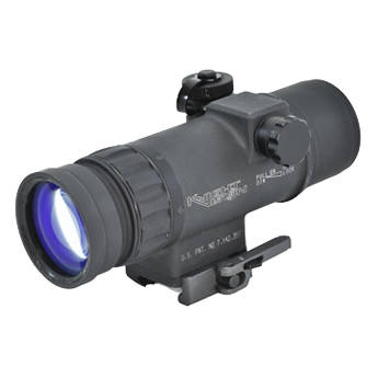 N-Vision Optics UNS-S.R. Tactical Short Range Clip-On Night Sight (Matte Black)