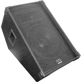 "Nady PFW15+ 2-Way Floor Wedge Monitor Speaker with 15"" Woofer"
