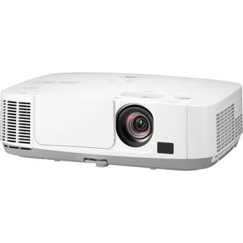 NEC NP-P451W 4500-Lumen Widescreen Multi-Region Installation Projector