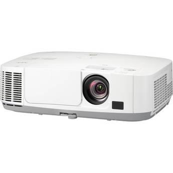 NEC NP-P451X 4500-Lumen Multi-Region Installation Projector