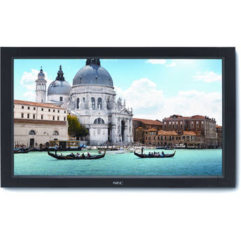 """NEC V322 32"""" High-Performance Commercial-Grade Large-Screen Display"""