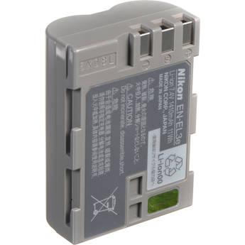 Nikon EN-EL3e Rechargeable Lithium-Ion Battery (1500mAh)