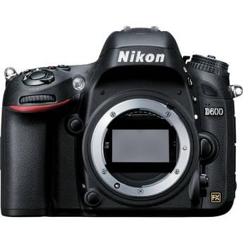 Nikon D600 DSLR Camera (Body Only)