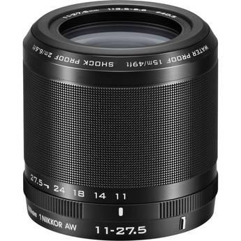 Nikon 1 NIKKOR AW 11-27.5mm f/3.5-5.6 Lens