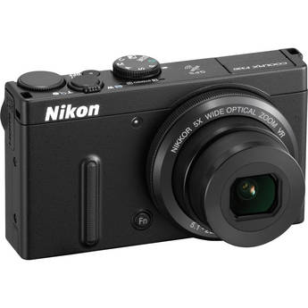 Nikon COOLPIX P330 Digital Camera (Black)