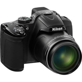 Nikon COOLPIX P520 Digital Camera (Black)