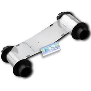 Nisca Printers Laminator / Heat Roller Unit for 1 mil Hardcoat / Chip / Patch (220V)