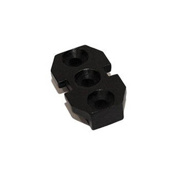 """Nocturnal Lights Aluminum T-Base Adapter with 10/32"""" Thread"""