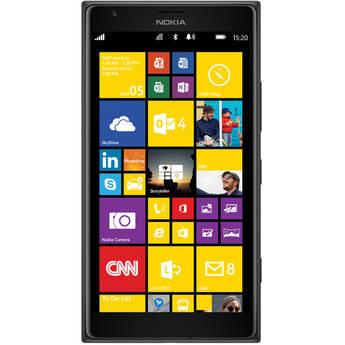 Nokia Lumia 1520 RM-938 32GB Smartphone (Unlocked, Black)