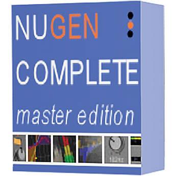 NuGen Audio Studio Master Edition Plug-in Bundle