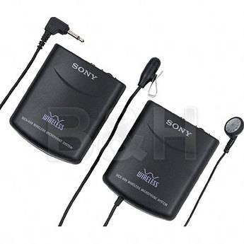 Sony WCS-999 Wireless System