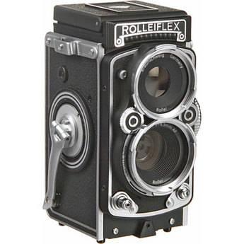 Rollei Rolleiflex MiniDigi AF 5.0 Digital Camera (Black)