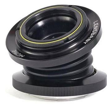 Lensbaby Muse Special Effects SLR Lens for Canon EF Mount