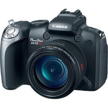 Canon PowerShot SX10 IS Digital Camera