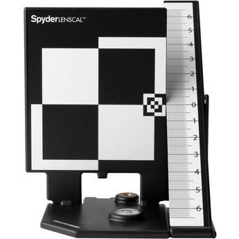 Datacolor SpyderLensCal Autofocus Calibration Aid