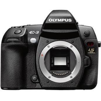 Olympus E-3 SLR Digital Camera (Camera Body)