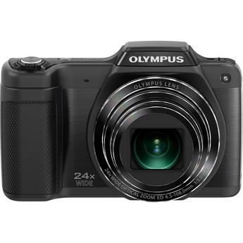 Olympus SZ-15 Digital Camera (Black)