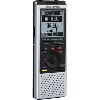 Olympus 4GB VN-722PC Digital Voice Recorder