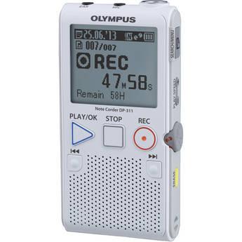 Olympus 2GB DP-311 Digital Recorder