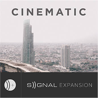 Output Cinematic - SIGNAL Expansion Pack (Download)