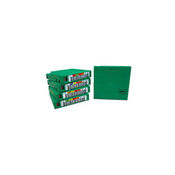 Overland Lto-7 Data Cartridges, 6Tb/15Tb, Pre-Labeled (5-Pack, Contains 5 Pieces)