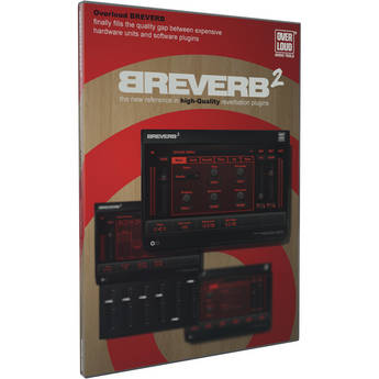 Overloud Breverb 2 Reverb Plug-In (Upgrade from Breverb 1)
