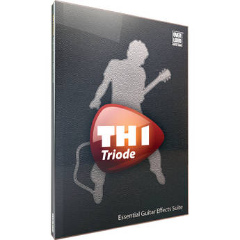 Overloud TH1 Triode Guitar Effects Plug-In Suite