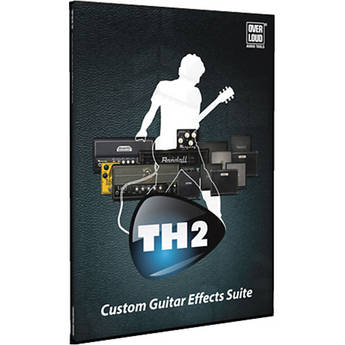 Overloud TH2 Amp Modeling Software (Upgrade from TH1)