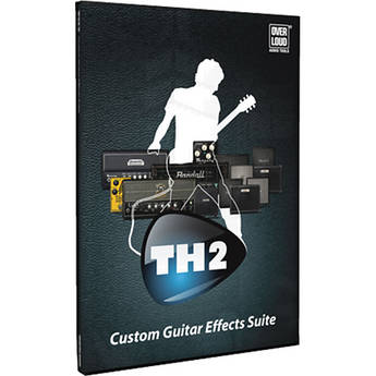 Overloud TH2 Amp Modeling Software