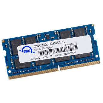OWC / Other World Computing 16GB DDR4 2400 MHz SO-DIMM Memory Module