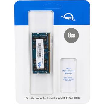 OWC / Other World Computing 8GB DDR4 2400 MHz SO-DIMM Memory Module