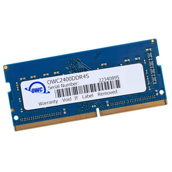 OWC / Other World Computing 8GB DDR4 2400 MHz SO-DIMM Memory Module