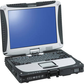 """Panasonic CF-192NYZX1M 10.1"""" Toughbook 19 Convertible Tablet (Fully-Rugged)"""