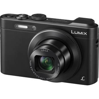 Panasonic LUMIX DMC-LF1 Digital Camera (Black)