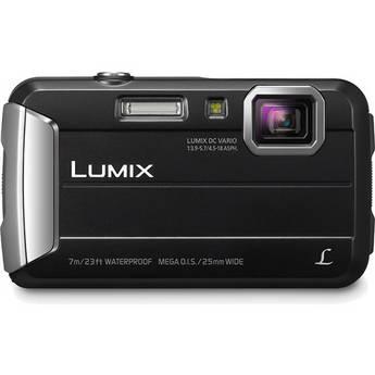 Panasonic Lumix DMC-TS25 Digital Camera (Black)