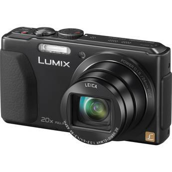Panasonic Lumix DMC-ZS30 Digital Camera (Black)