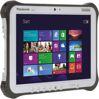 "Panasonic FZ-G1AABAXRM Toughpad FZ-G1 10.1"" Windows 8 Pro Tablet"