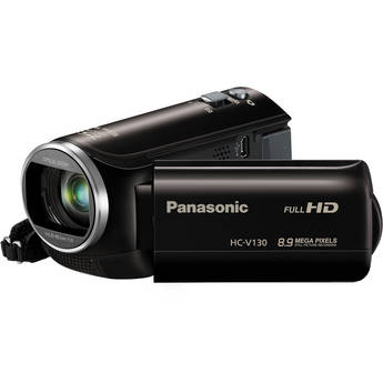 Panasonic HC-V130 Full HD Camcorder